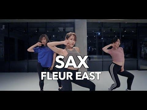 [BEGINNERS CLASS] SAX - FLEUR EAST / HADAM CHOREOGRAPHY
