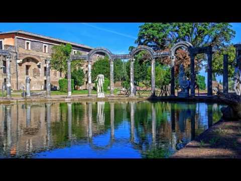 Villa Adriana la dimora dell'Imperatore