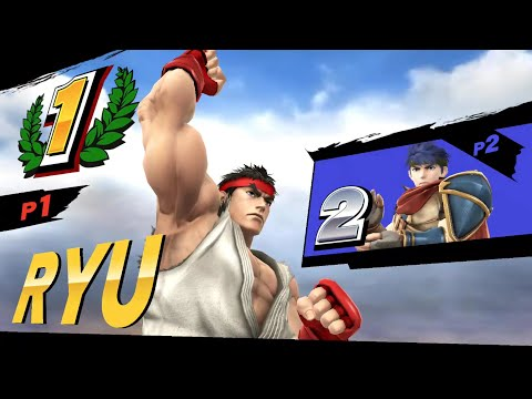 Super Smash Bros Wii U - All Character Victory Animations (DLC Included)