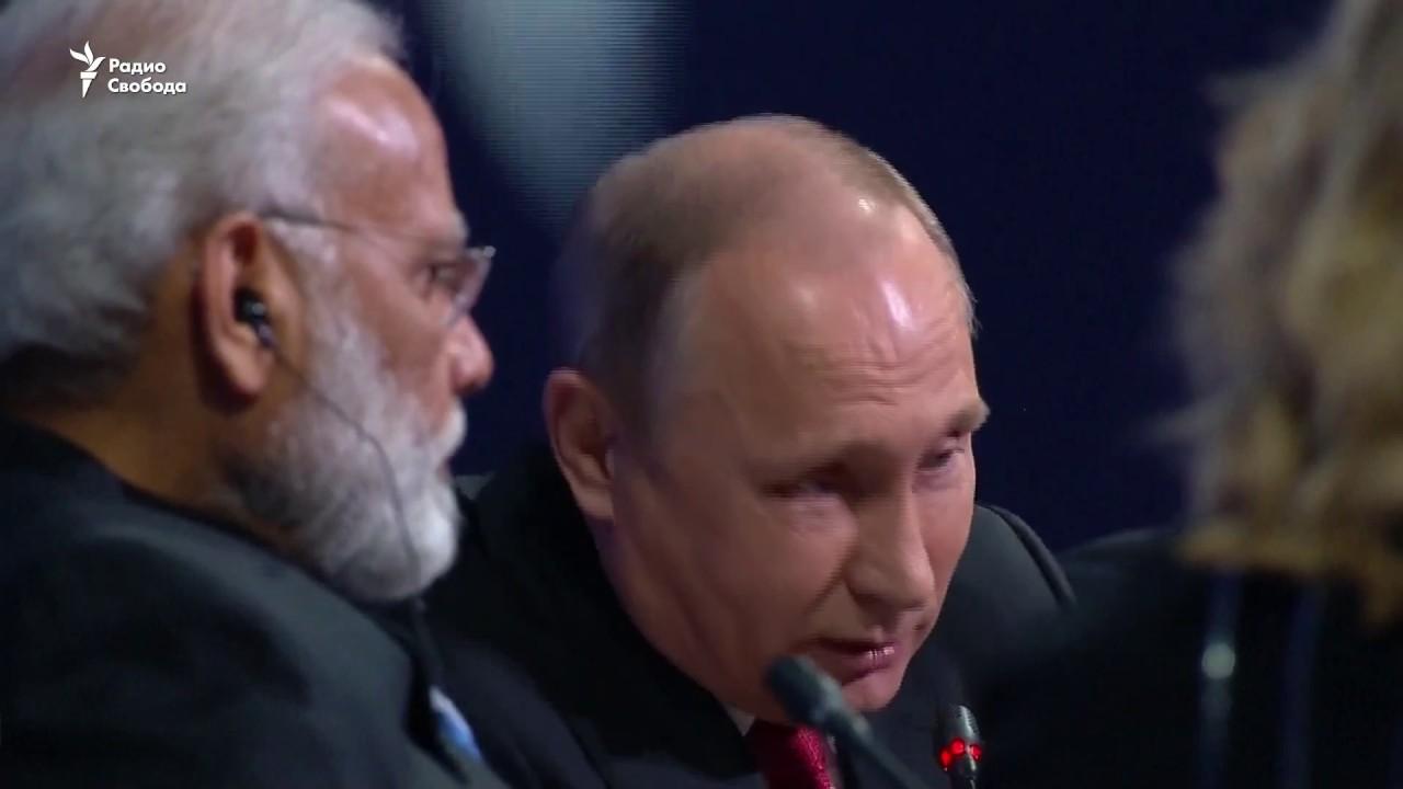Путин о хакерских атаках / Новости