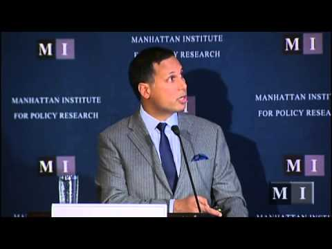 Avik Roy at the Manhattan Institute: Transcending Obamacare 2014-09-06