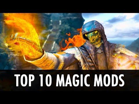 Skyrim: Top 10 Magic Mods