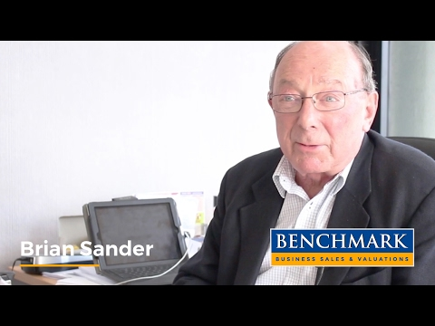 Brian Sander Business Broker Adelaide