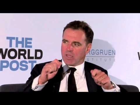 Henry Kissinger: Idealist – Charlie Rose Interviews Niall Ferguson