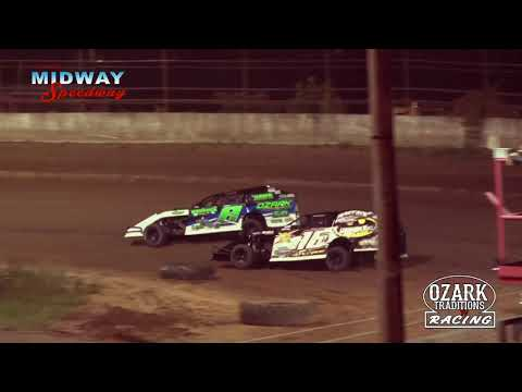 MIDWAY SPEEDWAY - B MODS - FEATURE RACE - 8-2-19