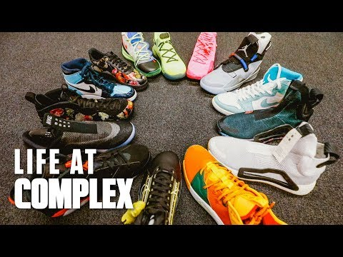 All The Sneakers Releasing All Star Weekend! | #LIFEATCOMPLEX