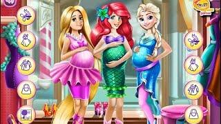 NEW Игры для детей—Disney Рапунцель, Ариэль, Эльза—Мультик Онлайн Видео Игры для девочек