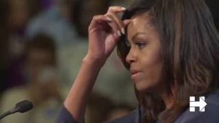 Baixar - First Lady Michelle Obama Live In Manchester New Hampshire Hillary Clinton Grátis