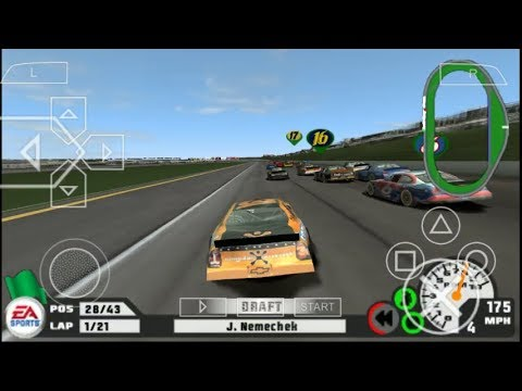 Cara Download Game NASCAR PPSSPP Android - YouTube