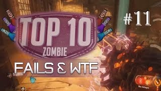TOP 10 ZOMBIES FAILS/WTF #11