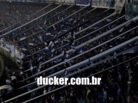 Grêmio 3 x 0 Aurora - Libertadores - Queremos a Copa