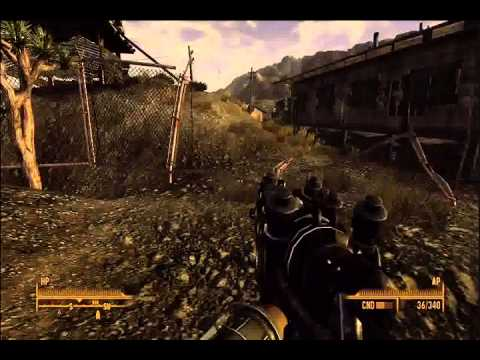 Fallout: New Vegas (Gameplay and Commentary) |