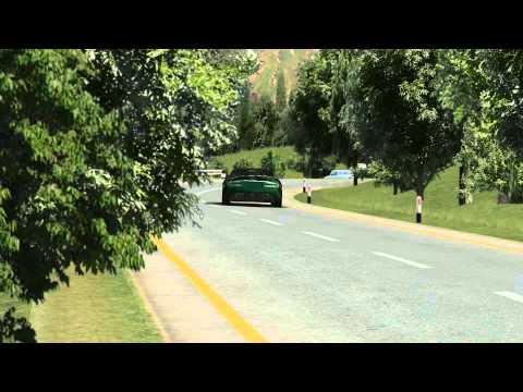 Aston Martin DBS Volante rFactor Targa Florio Lap