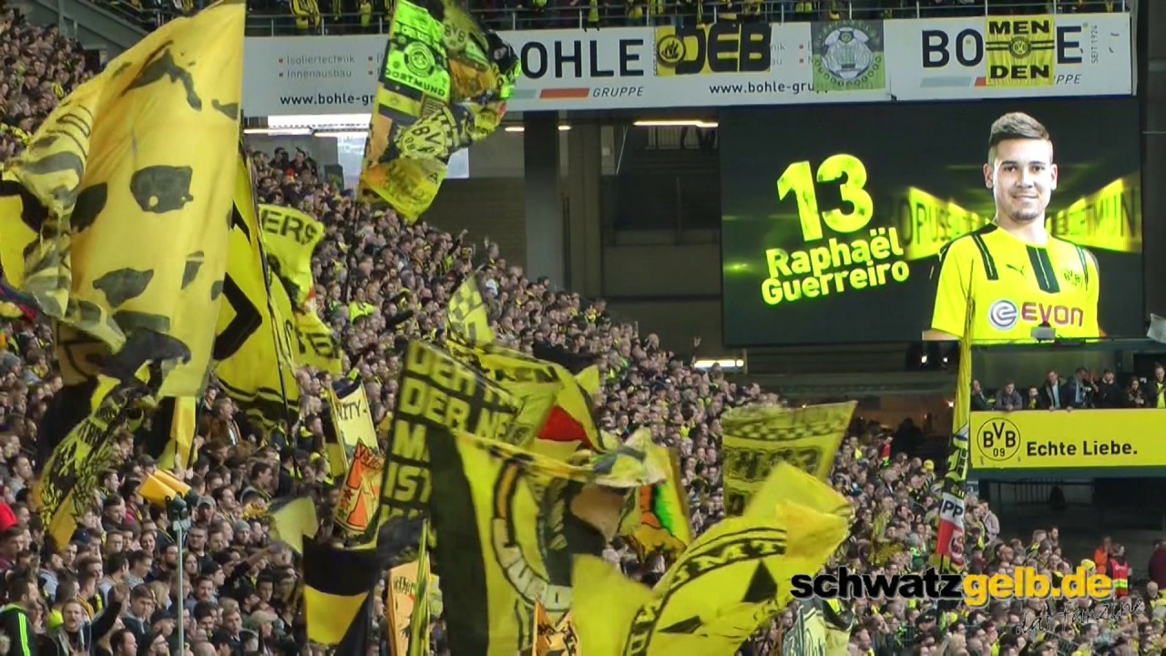 BVB - Bayer Leverkusen 6-2 Mannschaftsaufstellung Borussia Dortmund 04.03.2017