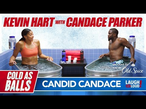 Kevin Hart  Candace Parker on the WNBA  Their Favorites  Cold As Balls  Laugh Out Loud Network