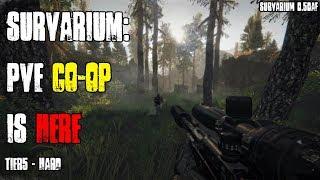   Survarium 0.50 - PVE (Co-Op) Adventures   Tier 5, Hard gameplay