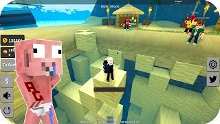 Baby Aenh Has Powerful Bombs - Roblox Aenh Tea Huntsure Simulator