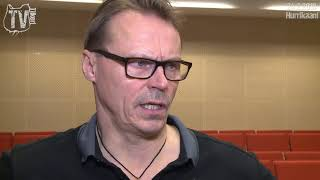 Tiikerit - Hurrikaani la 24.2.2018 - Tapio Nissi