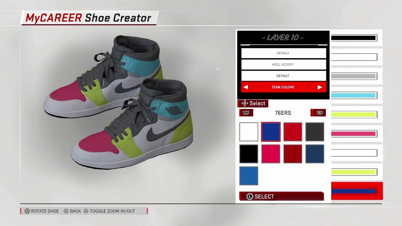 HOW TO GET A FREE PAIR OF CUSTOM SHOES 2K18