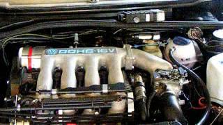 moteur golf 2 limited 5eme mise en route