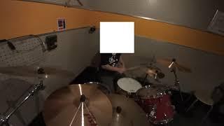 藍坊主のプリティパンクミュージックのドラムコピー動画です。