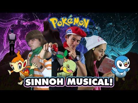 Pokémon Sinnoh Rap Musical | Puns Of All 107 Pokémon