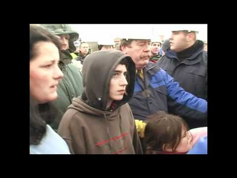 Gypsy evictions Essex UK hi-res.