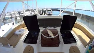2013 Viking 52 Hull 1