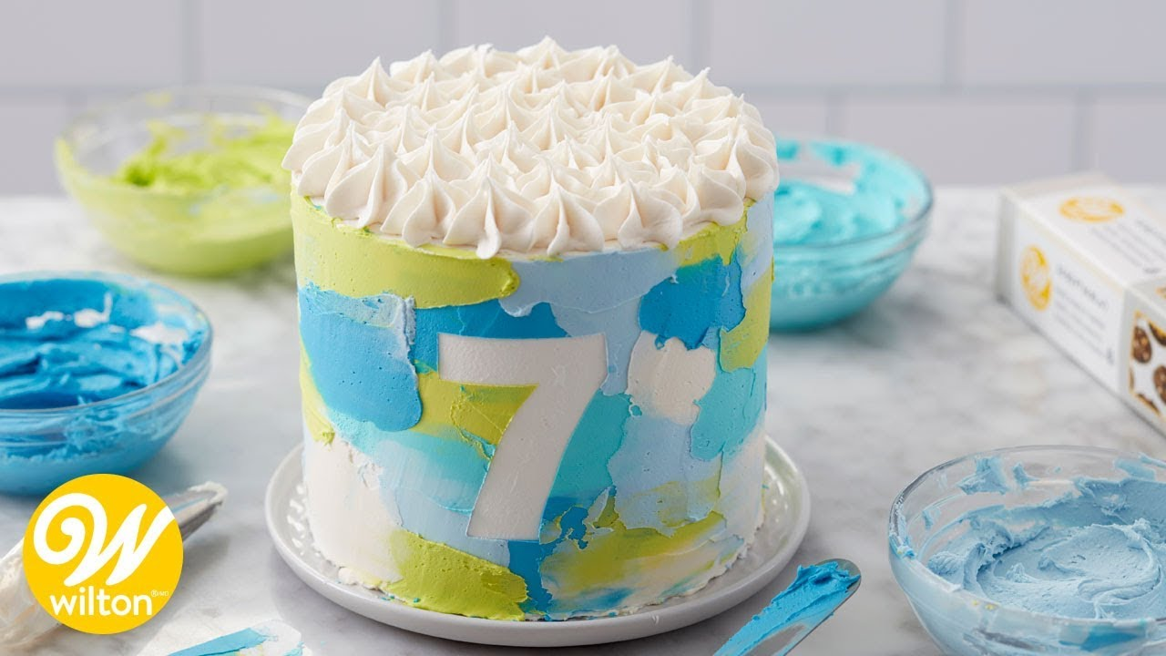 Wilton cupcake decorating designs: 5 easy buttercream designs.