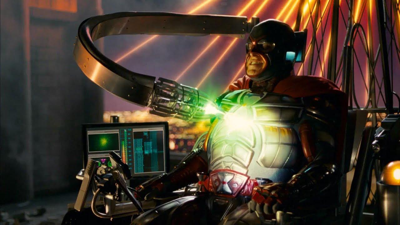 恶搞无数超级英雄的科幻片,蜘蛛侠看了想报警,X教授看了想打人