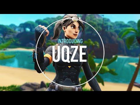 Introducing UQZE - A Fortnite Edit