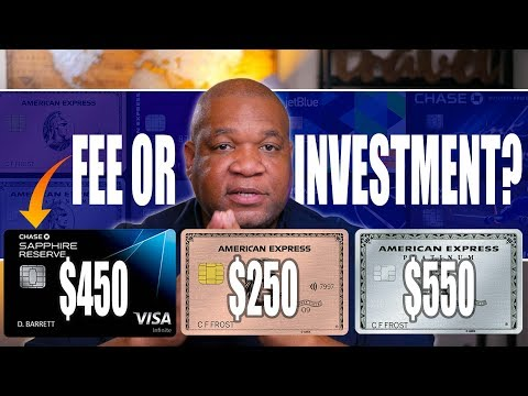 Travel Credit Card Annual Fee Or Annual Investment?