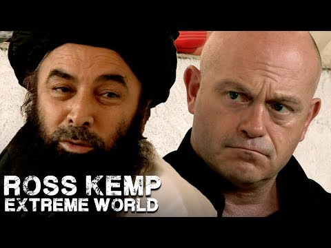 Ross Meets The Taliban For The First Time | Ross Kemp Extreme World