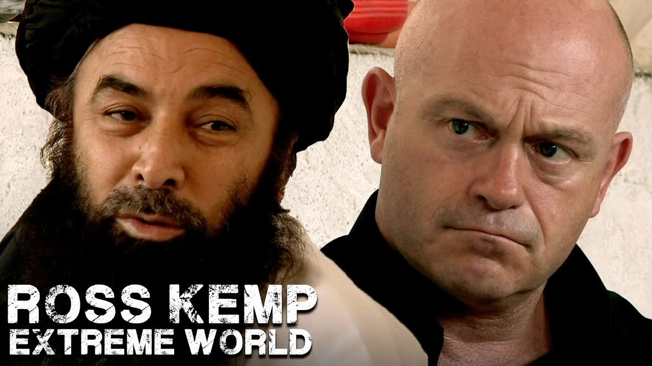 Ross Meets The Taliban For The First Time   Ross Kemp Extreme World