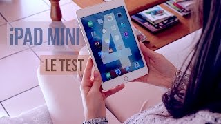 Apple iPad mini 4 : Le test complet en français !