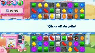 Candy Crush Saga Level - 1520! No Booster!☺️