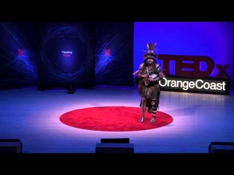 Chumash blessing | Mati Waiya | TEDxOrangeCoast