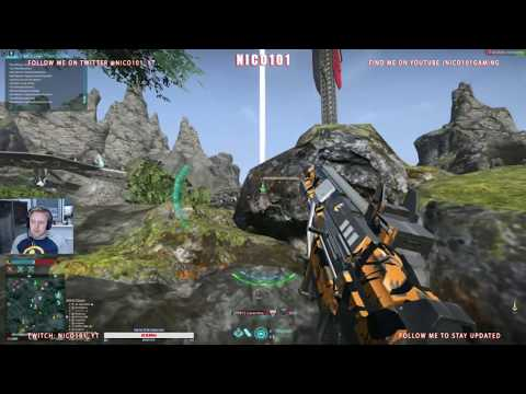 Planetside 2 Serious Ops with KAIN 2 Minute Delay [YT & Twitch]