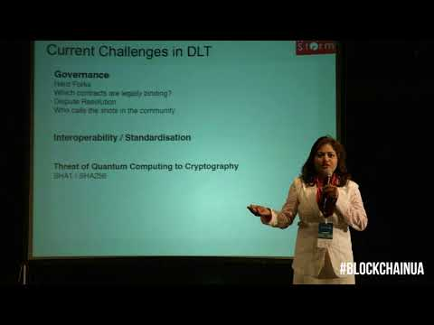 Technological Challenges in the Development of Distributed Ledger: Arifa Khan, Founder Himalaya Labs