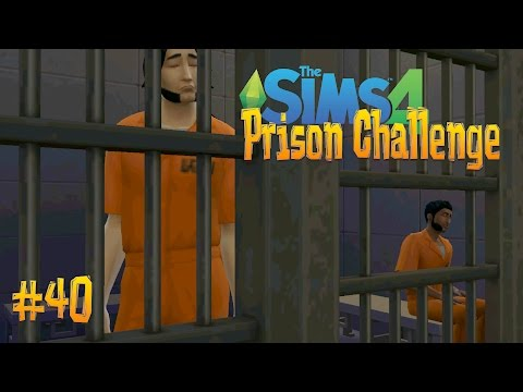 Sims 4: Prison Challenge, Part 40 - Triple Freedom (HOUR SPECIAL)