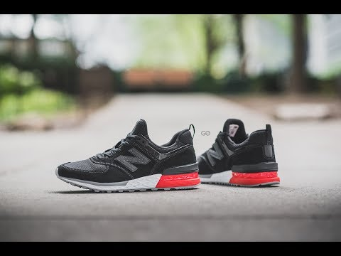 uk availability 40aa8 5a6e9 Review & On-Feet: New Balance 574 Sport