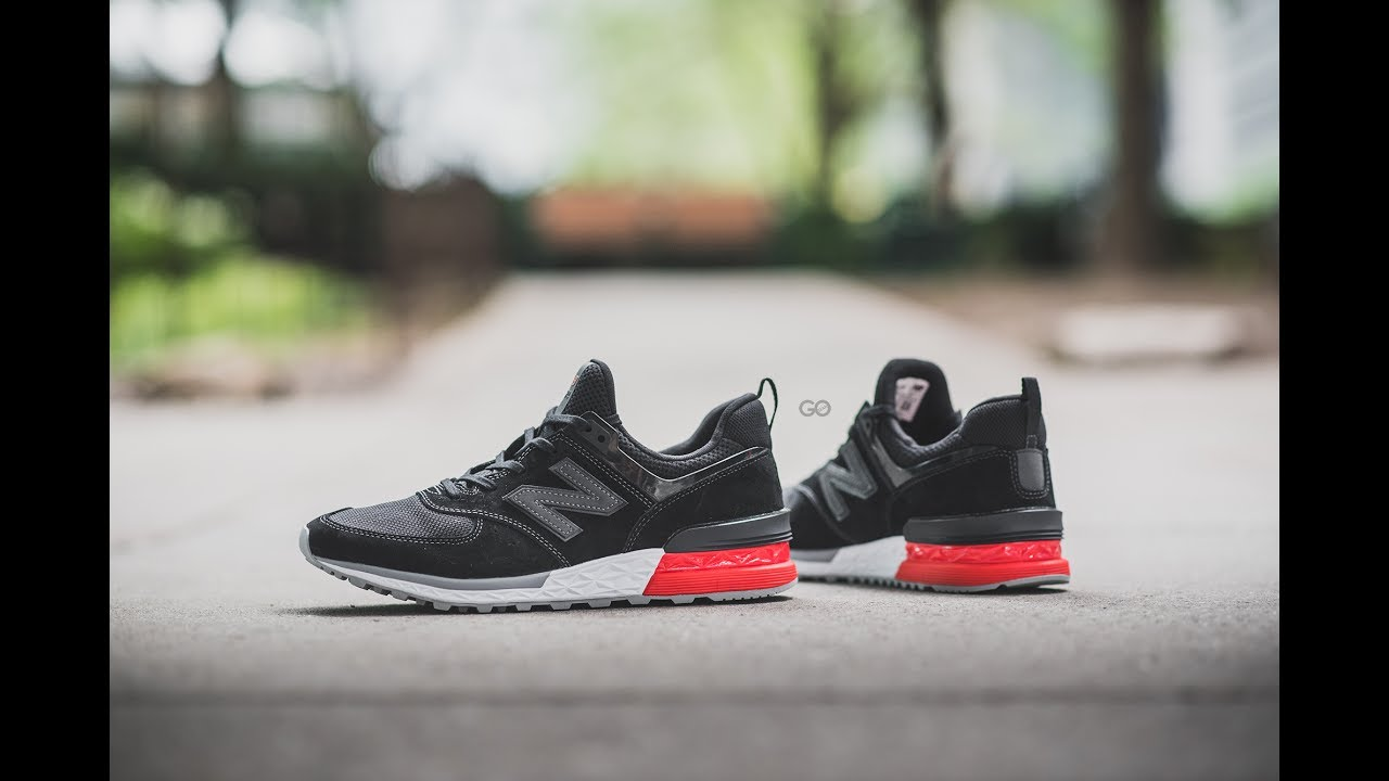 Review & On-Feet: New Balance 574 Sport