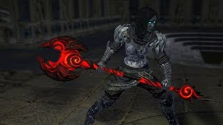 Path of Exile: Ultimate Chaos Axe Skin