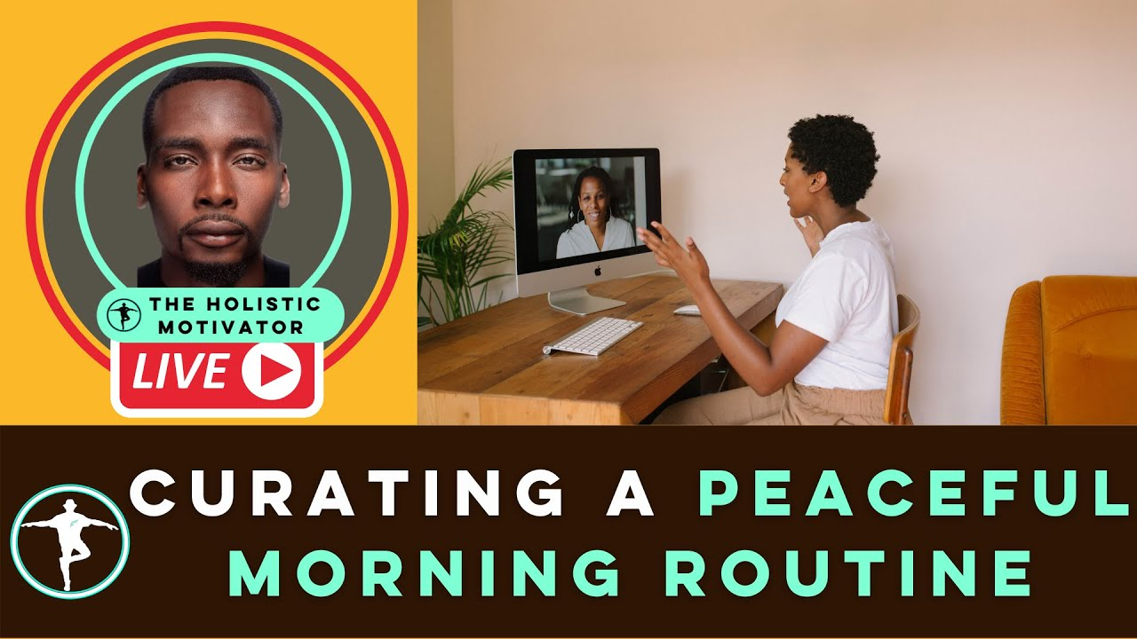 Creating a morning and nighttime routine