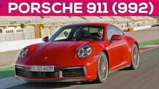 Porsche 911 2020 (992) | Prueba / review en español | Coches SoyMotor.com