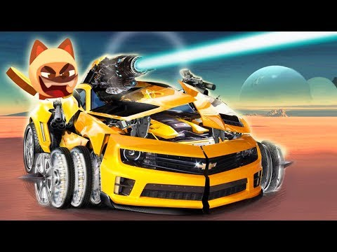 ТАЧКА НА ПРОКАЧКУ! ► CATS: Crash Arena Turbo Stars |24|