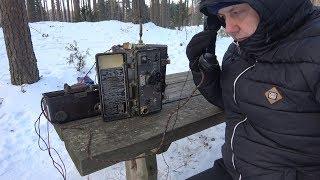 Радиостанция Р-109 Д и радиостанция Р-109 М связь на 28 МГц