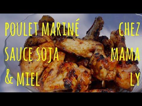 poulet-mariné-à-la-sauce-soja-&-miel---recette-facile-et-très-gourmande