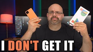 Google Pixel 4 XL Review. A Confusing Phone