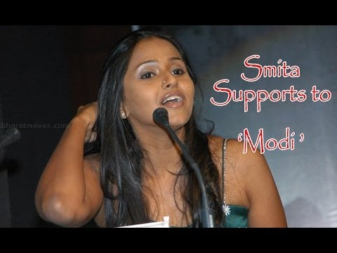 """Hai Rabba"" Smitha Interact With NRIs Over Her Political Support - Part 2"